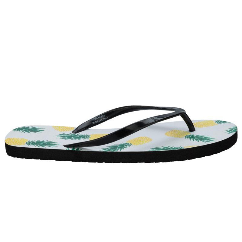 Vero Moda Womens Dotti Flip Flops White