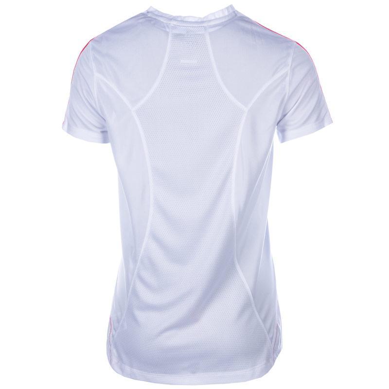 Adidas Womens Response T-Shirt White, Velikost: 20 (3XL)