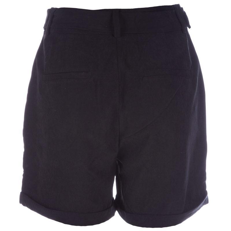 Šortky Vero Moda Womens Tensa Shorts Black