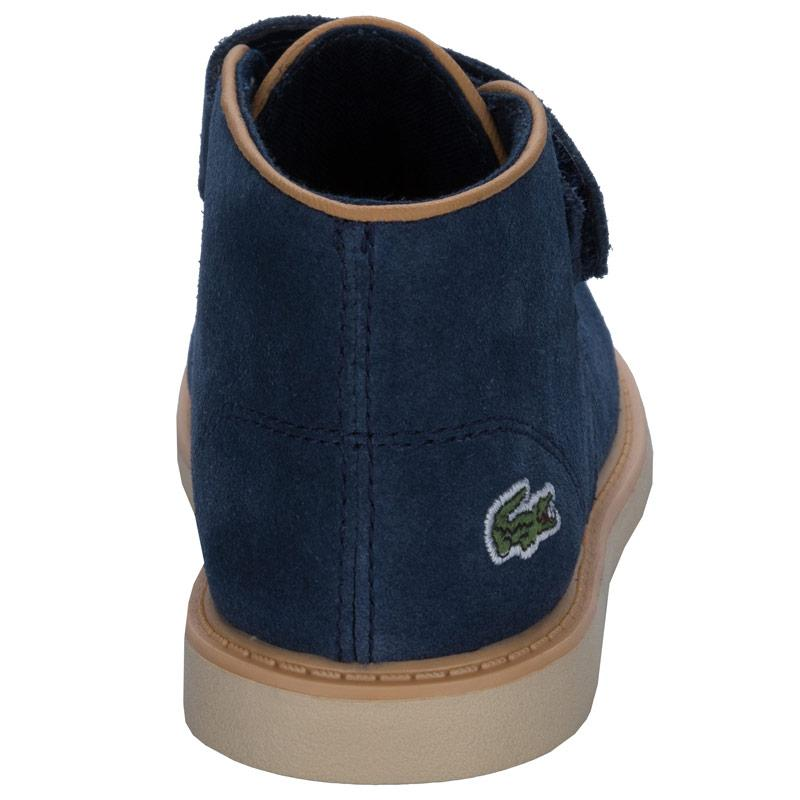 Lacoste Infant Boys Sherbrooke Boots Tan