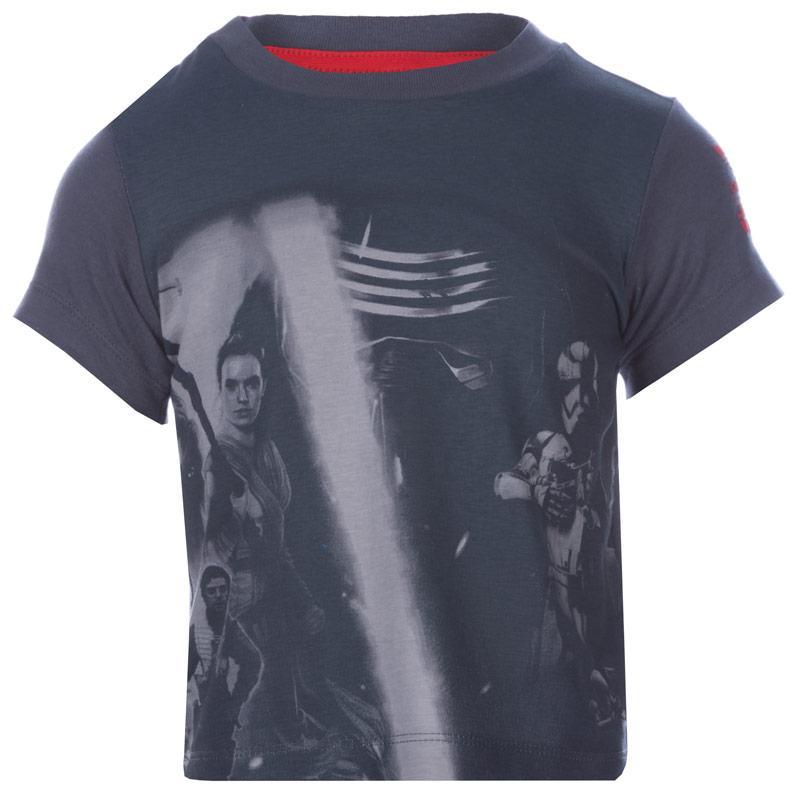 Tričko Adidas Originals Infant Boys Star Wars Modern T-Shirt Blue