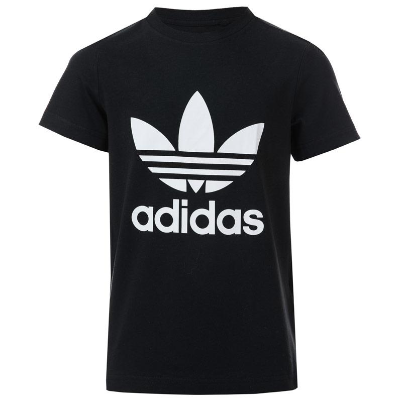 Tričko Adidas Originals Infant Boys Trefoil T-Shirt White