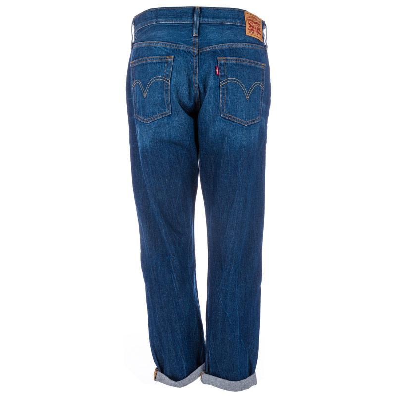 Levis Womens 501 CT Jeans Denim, Velikost: W30/L32