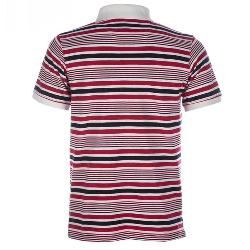 Timberland Mens Earthkeepers Stripe Polo Shirt Navy