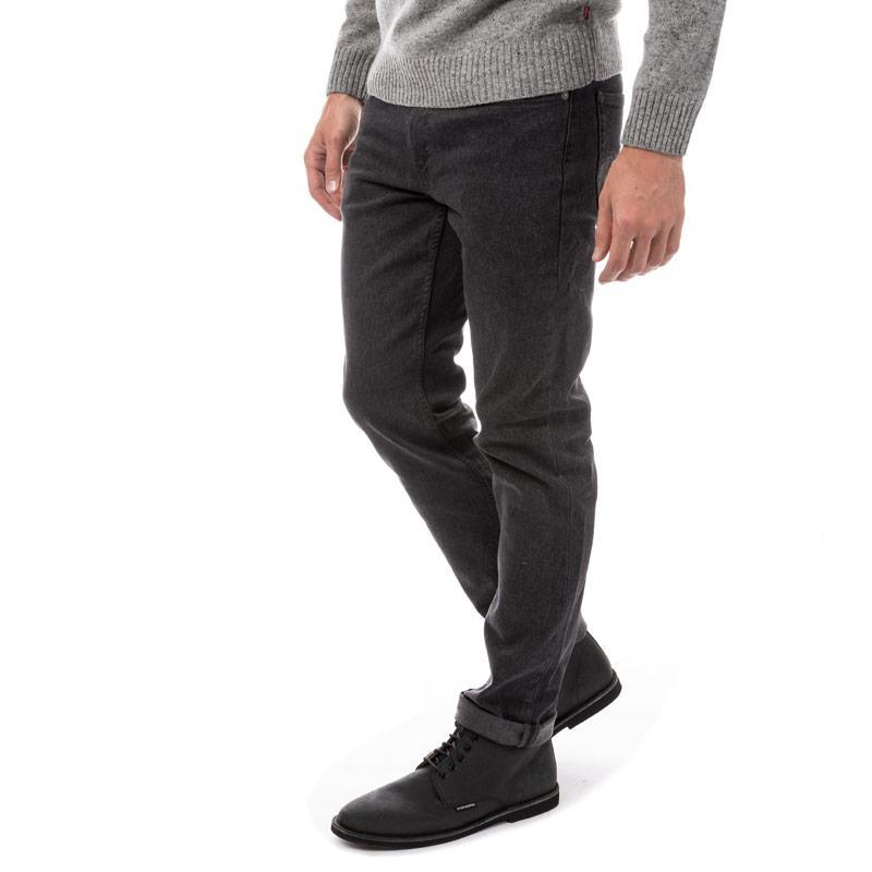 Levis Mens 511 Slim Fit Jeans Black, Velikost: W30 L