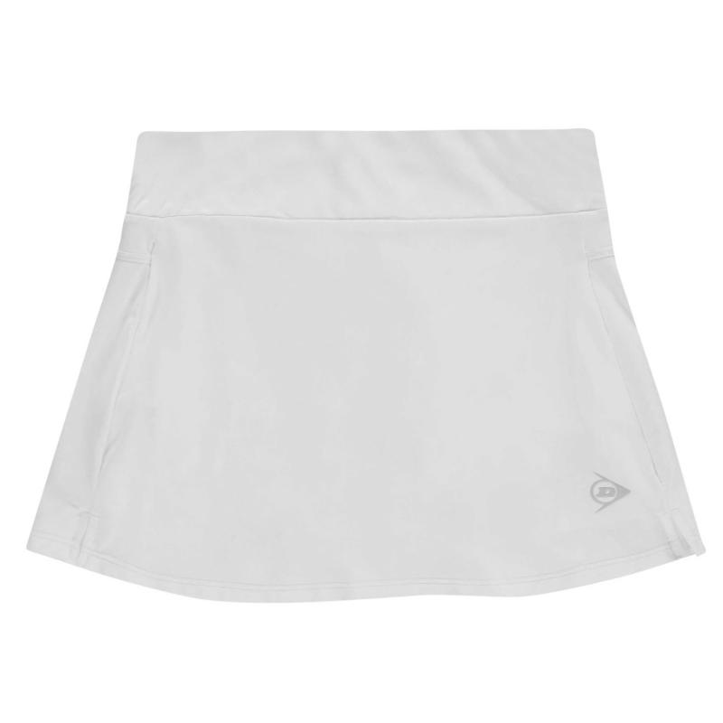 Dunlop Performance Skort Junior Girls Black
