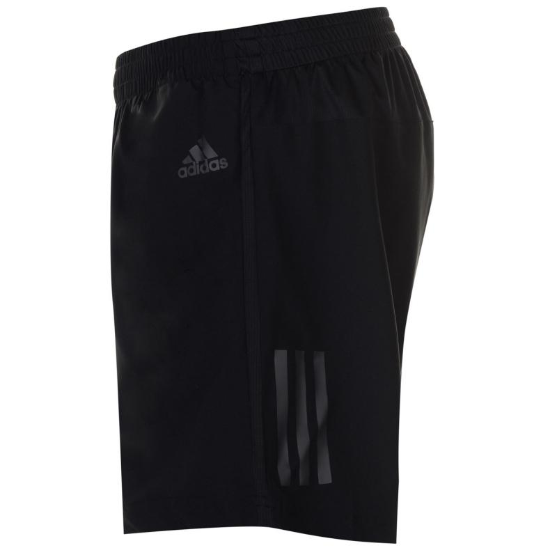 adidas Response Shorts Mens Black/Energy