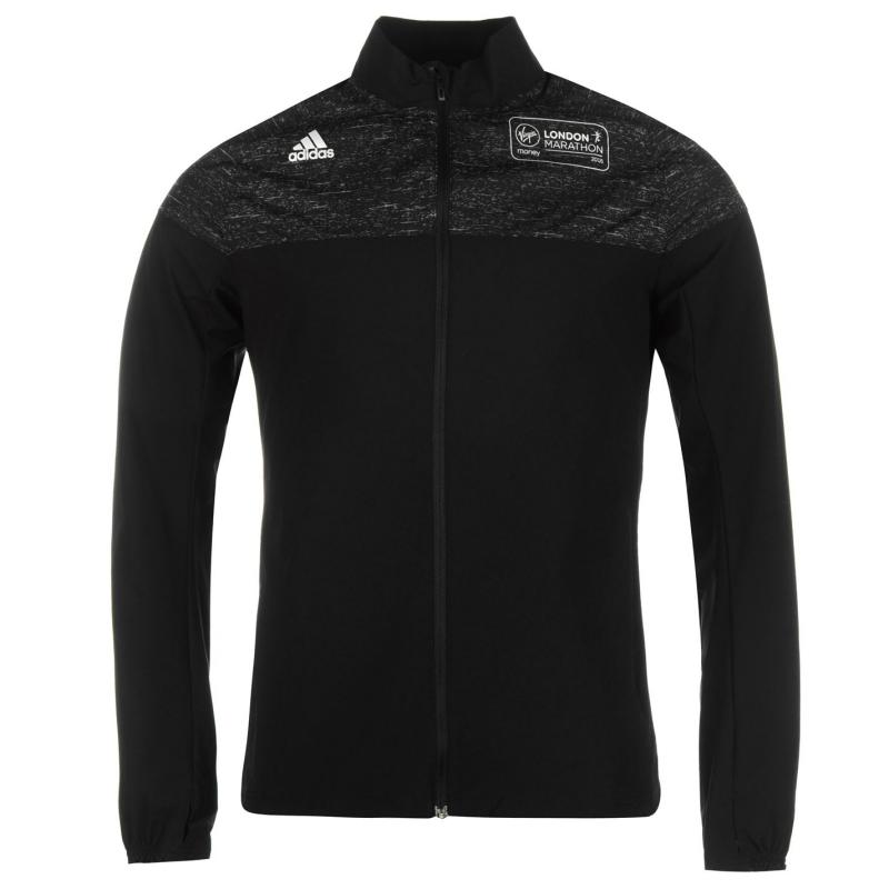 adidas Marathon 2016 adidas Supernova Storm Jacket Mens Black