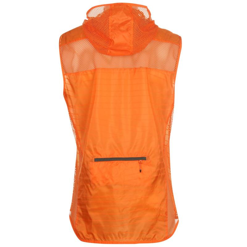 adidas TKO Vest Mens Energy Orange