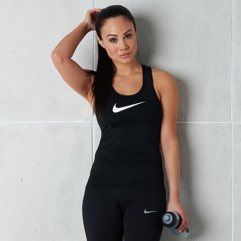 Nike Pro Tank Ladies Volt