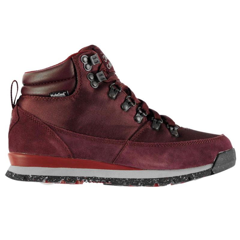 Boty The North Face Berkeley Walking Boot Ladies Burgundy, Velikost: UK6 (euro 39)