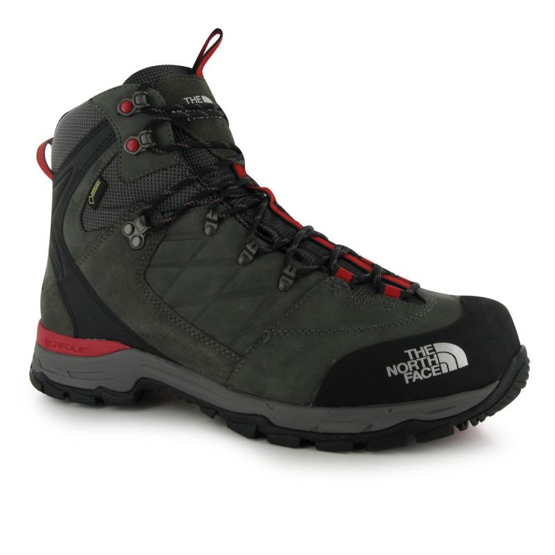 Boty The North Face Verbera GTX Hiker II Boots Mens Grey, Velikost: UK8 (euro 42)