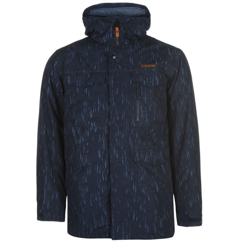 Bunda Burton Covert Ski Jacket Mens Blue, Velikost: S