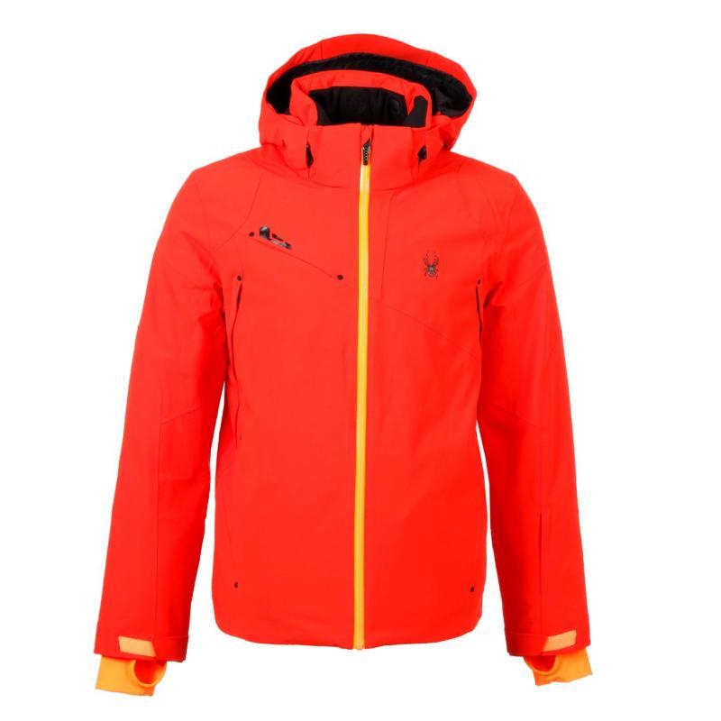 Bunda Spyder Alyeska Ski Jacket Mens Blue, Velikost: S