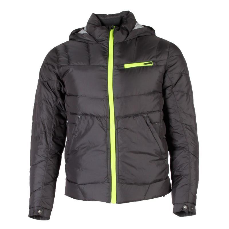 Bunda Spyder Stance Ski Jacket Mens Grey, Velikost: S