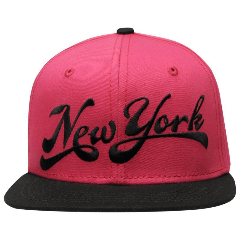 No Fear Snap Back Gls74 New York