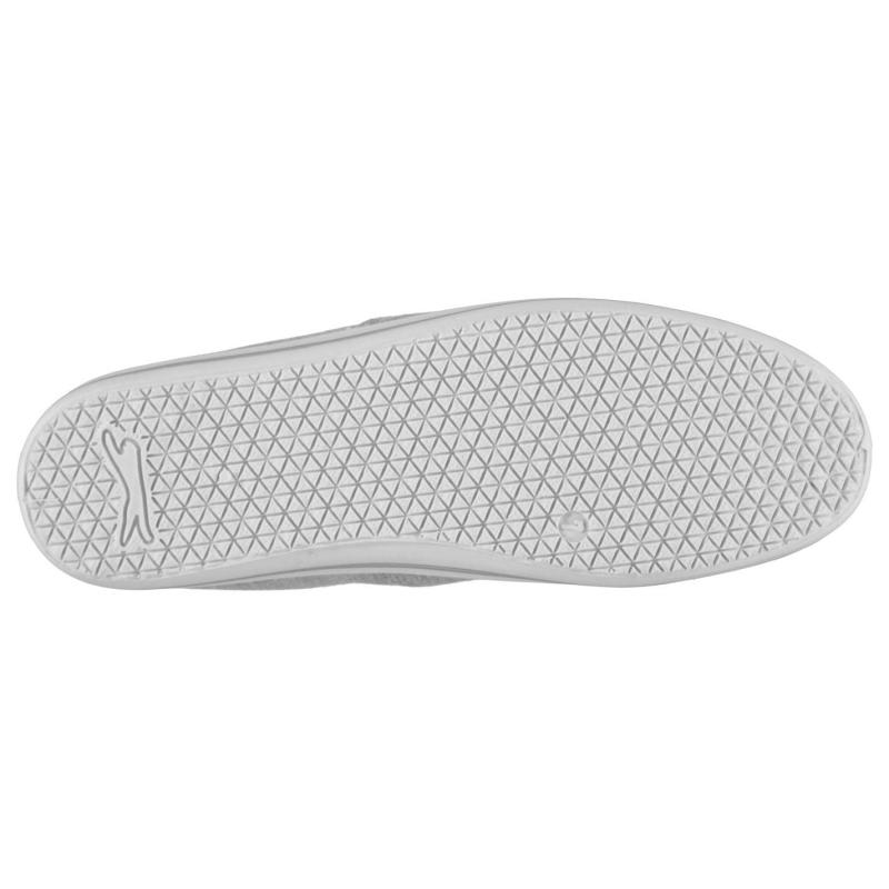 Obuv Slazenger Ladies Canvas Pumps Grey Marl