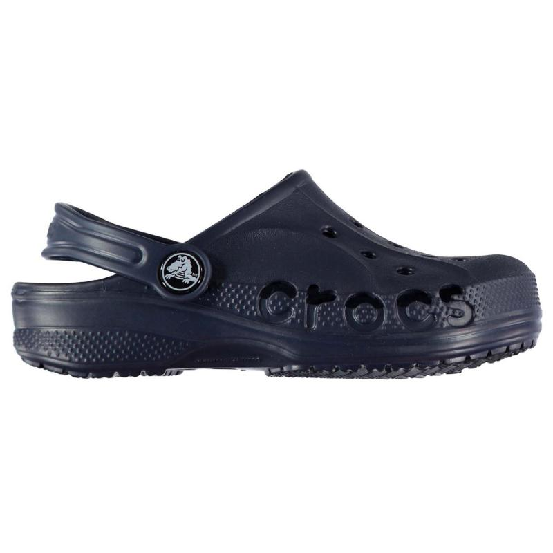 Crocs Baya Sandals Childs Navy