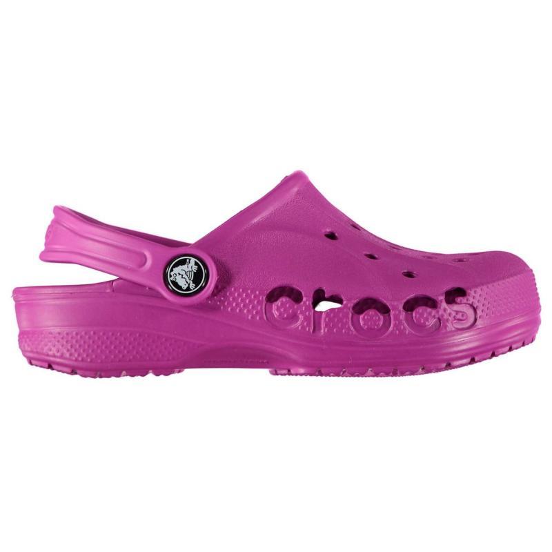Crocs Baya Sandals Childs Vibrant Violet