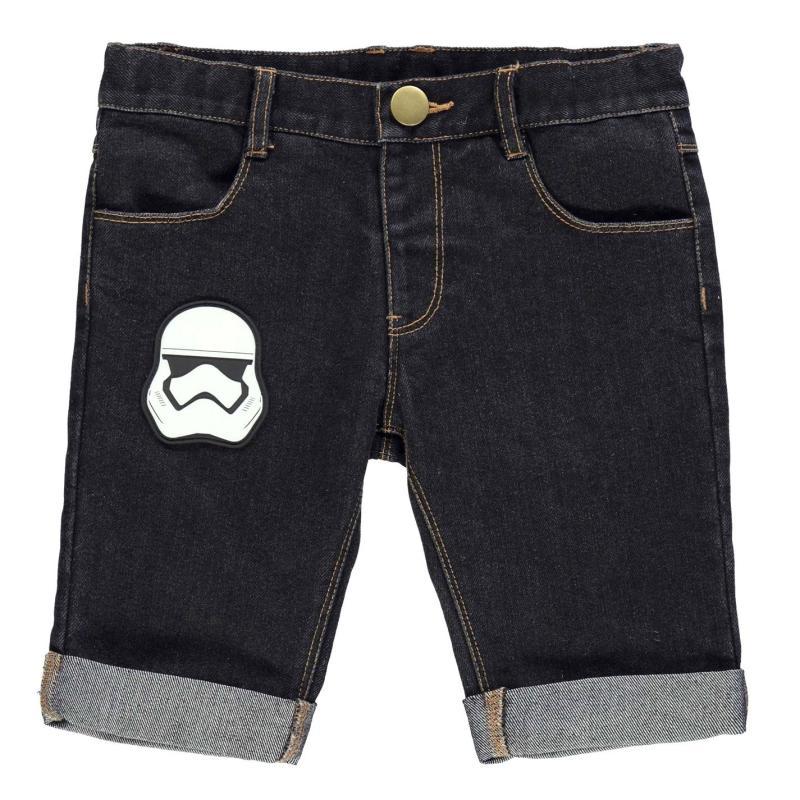 Kraťasy Star Wars Denim Shorts Infant Boys Star Wars, Velikost: 3-4 roky
