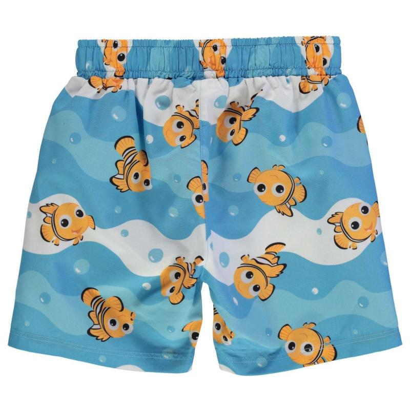 Plavky Disney Board Shorts Baby Boys Nemo