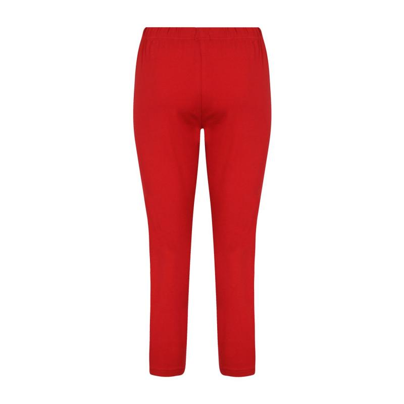 Legíny Full Circle Three Quarter Leggings Ladies Red