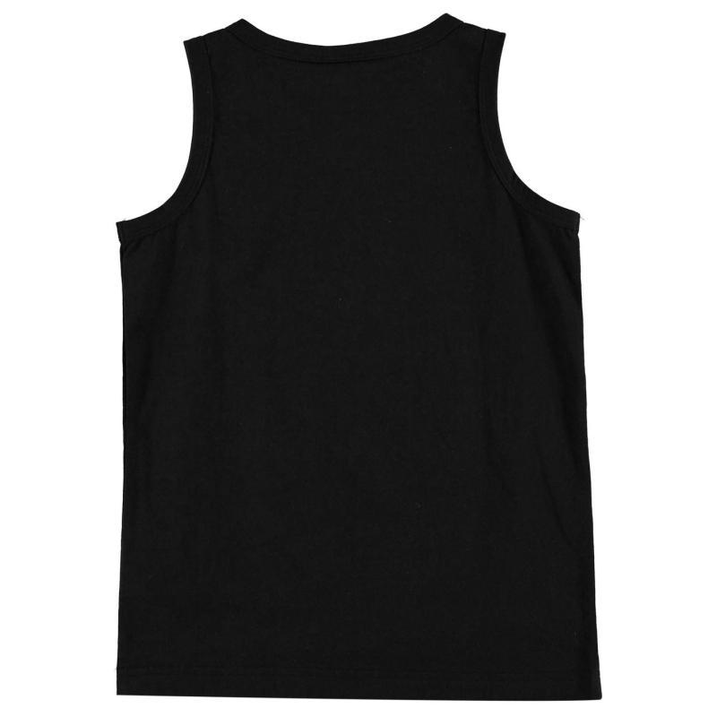 Tílko No Fear Graphic Vest Junior Boys Green Star, Velikost: 7 - 8 let (SB)