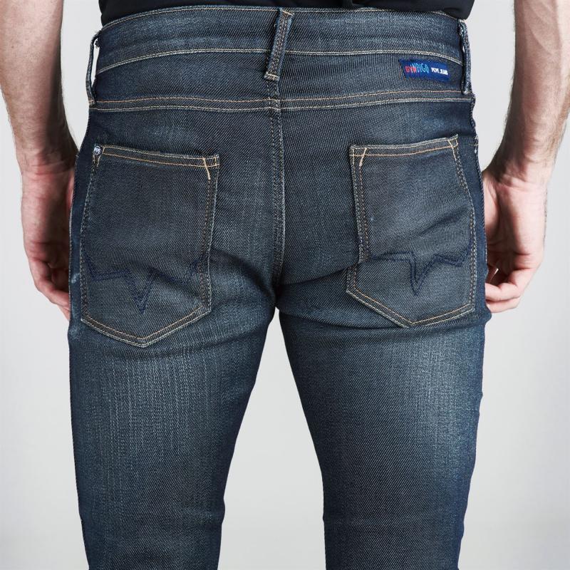 Košile Pepe Jeans Jeans Indigo