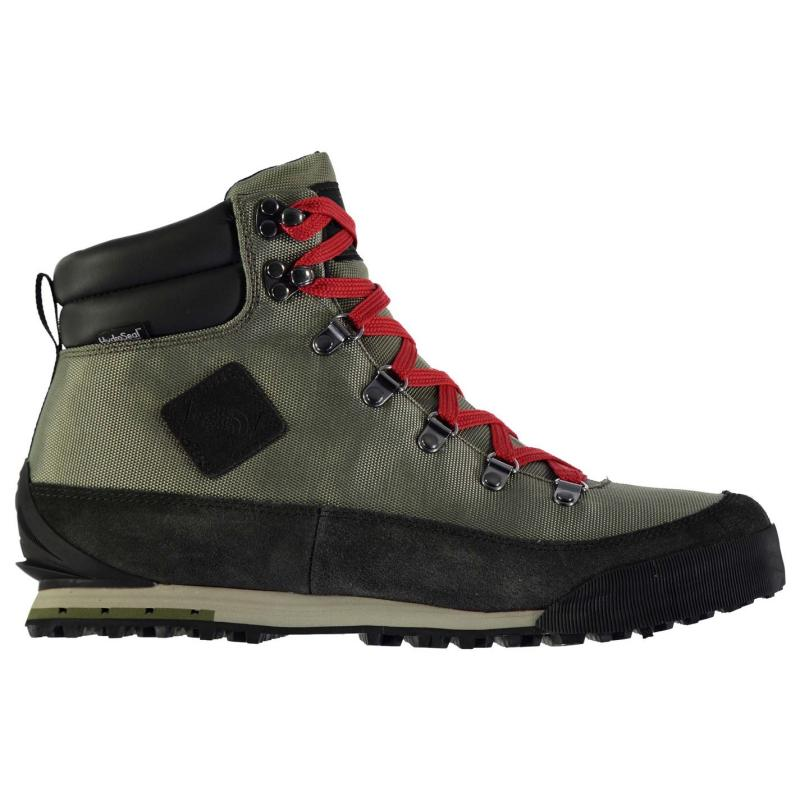 Boty The North Face Berkeley Mens Walking Boots Grey, Velikost: UK11 (euro 46)