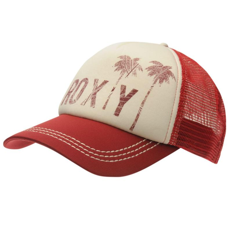 Roxy Campout Cap Ladies White/Pink