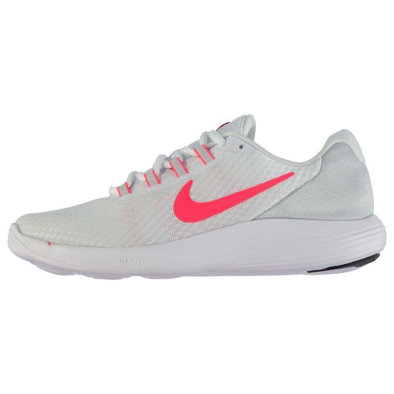 Boty Nike Lunar Converge Running Shoes Ladies White/Pink, Velikost: UK6 (euro 39)