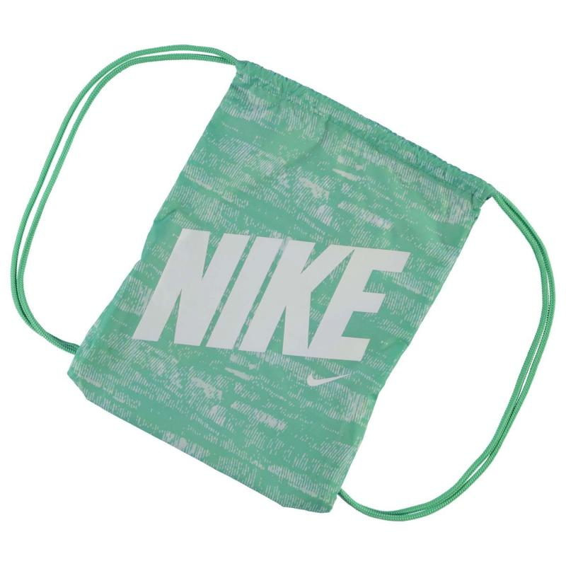Nike Graphic Gym Sack Ghost Green