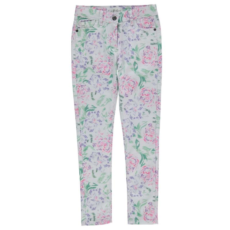 French Connection Skinny Jeans Summer White