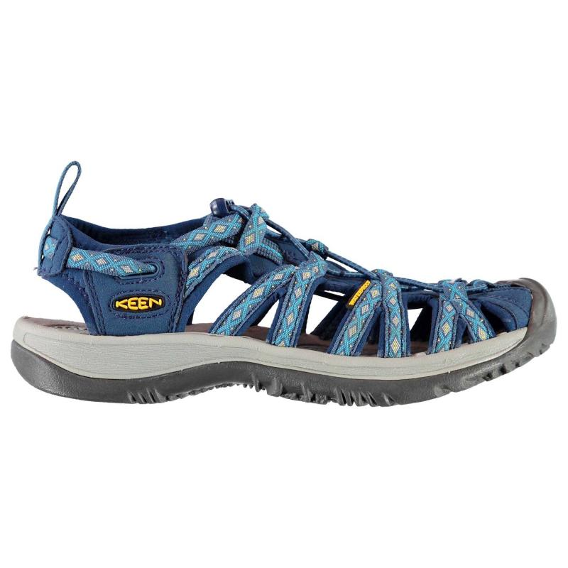 Keen Whisper Sandals Ladies Poseidon Blue, Velikost: UK6 (euro 39)