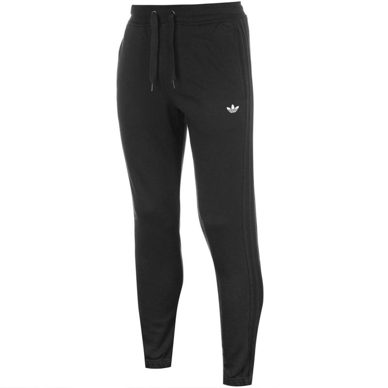 Tepláky adidas Originals Trefoil Sweatpants Black