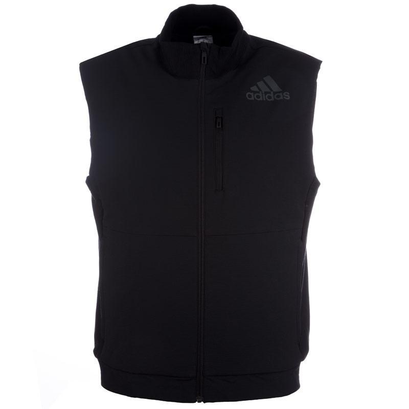 Tílko Adidas Mens Workout Vest Black, Velikost: S