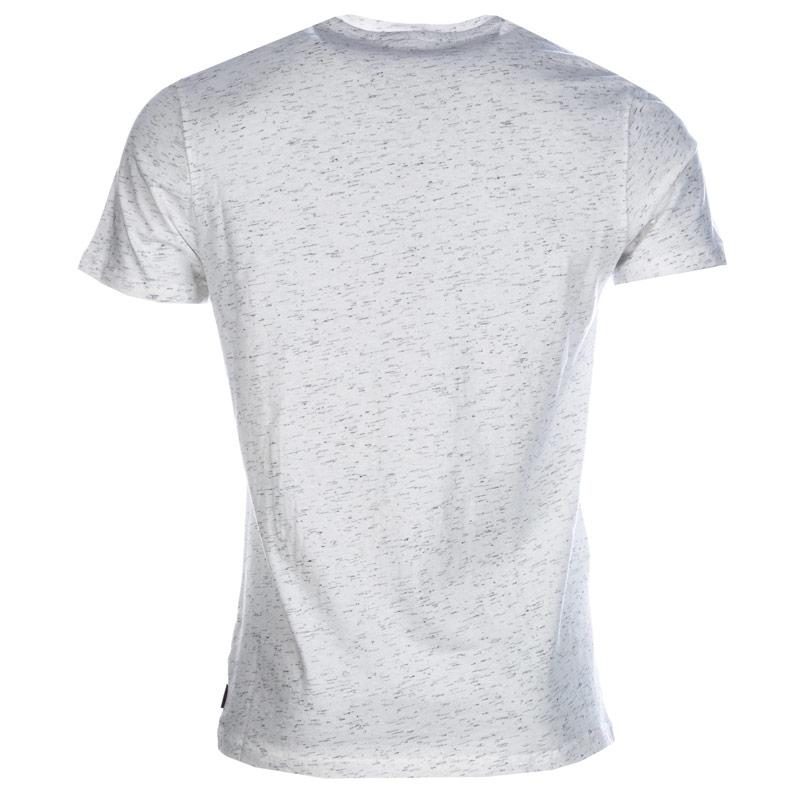 Tričko Bench Mens Abridge T-Shirt White