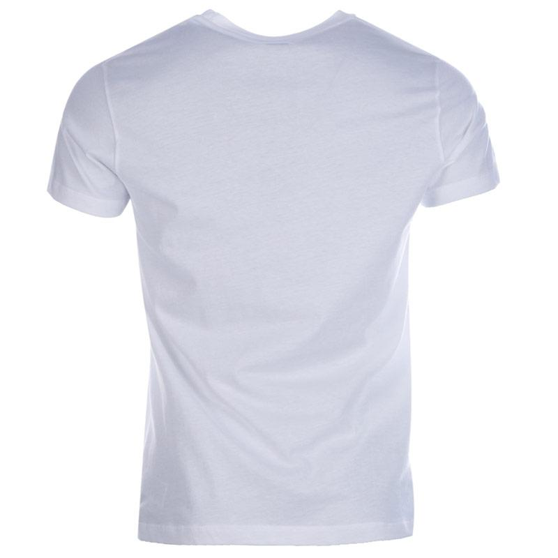 Tričko Diesel Mens Cl-T-Fracas T-Shirt White