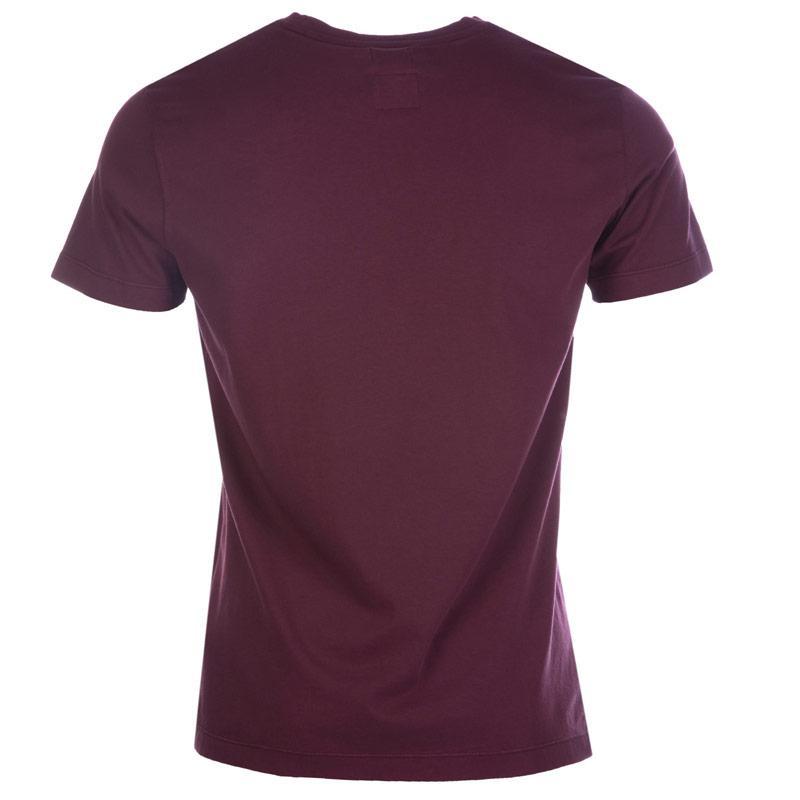 Tričko Diesel Mens T-Ulysse T-Shirt olive, Velikost: S