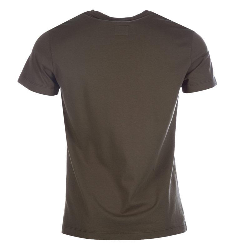 Tričko Diesel Mens T-Ulysse T-Shirt wine