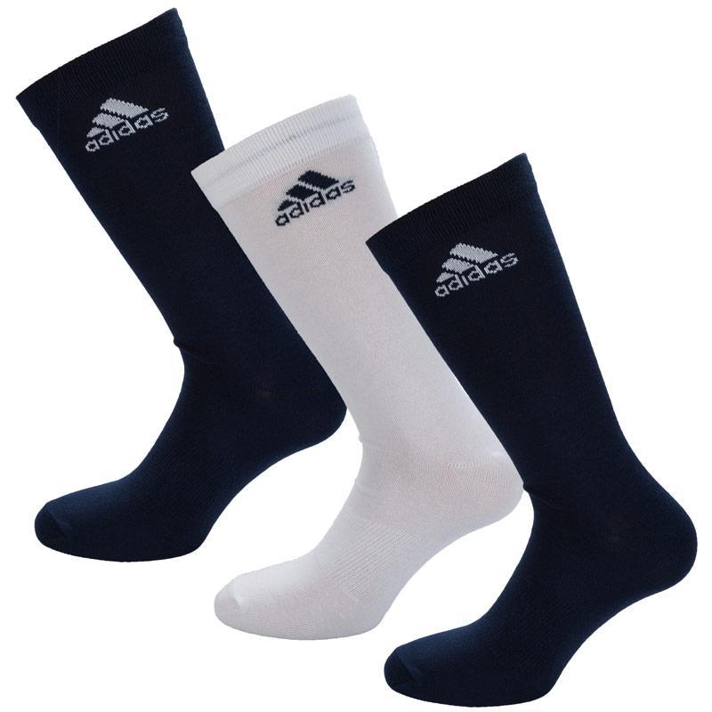 Ponožky Adidas Above Ankle 3Pack Socks Navy-White