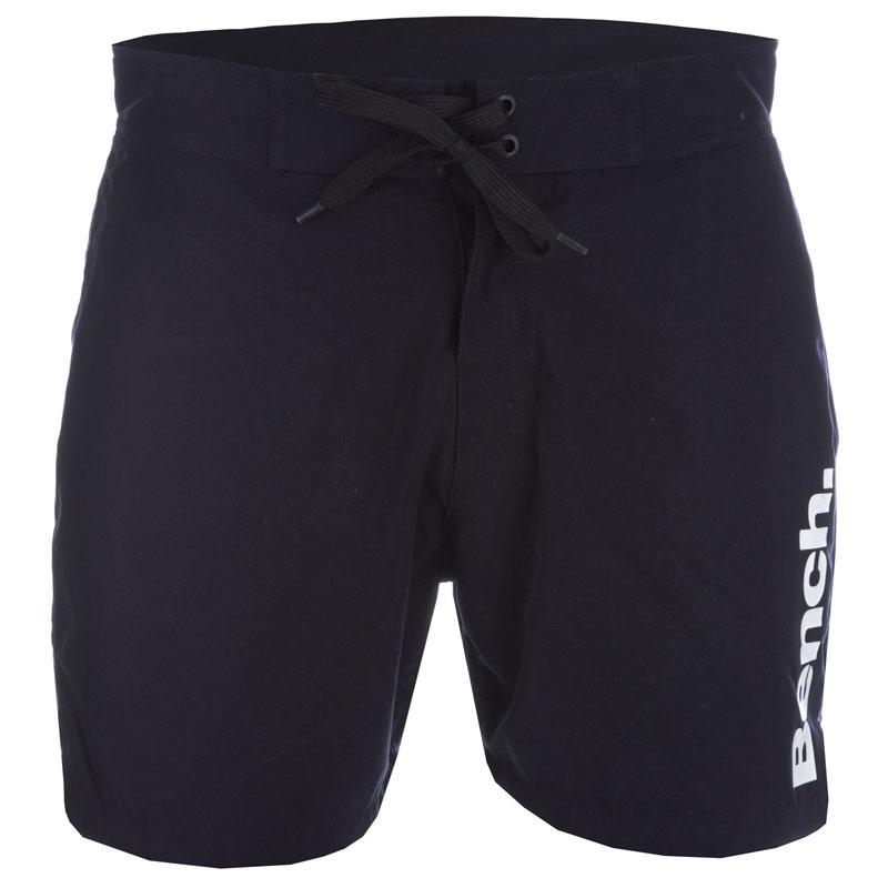 Kraťasy Bench Mens 16inch Swim Short Black