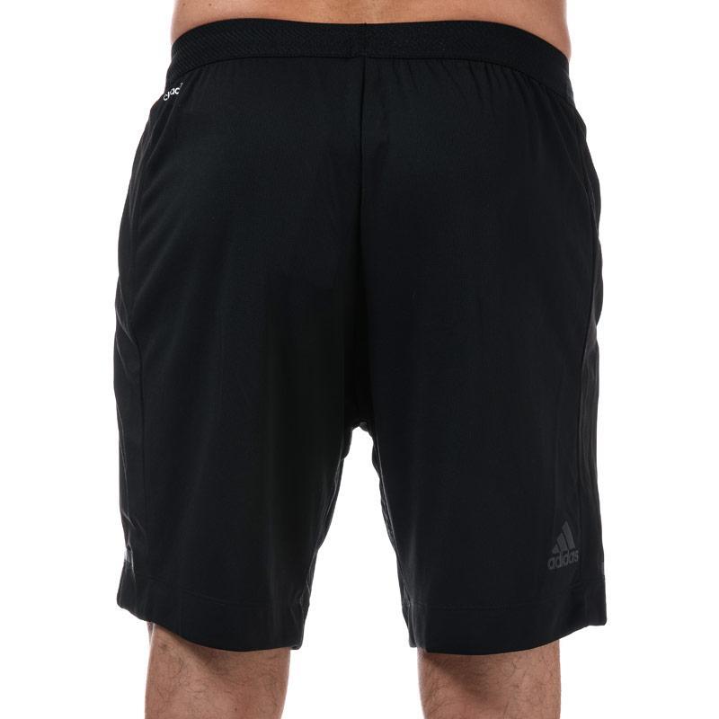Kraťasy Adidas Mens Climachill Shorts Black, Velikost: S