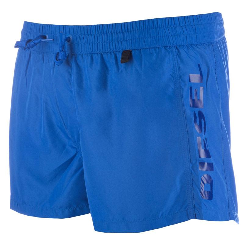 Kraťasy Diesel Mens Sandy-E Swim Shorts Blue