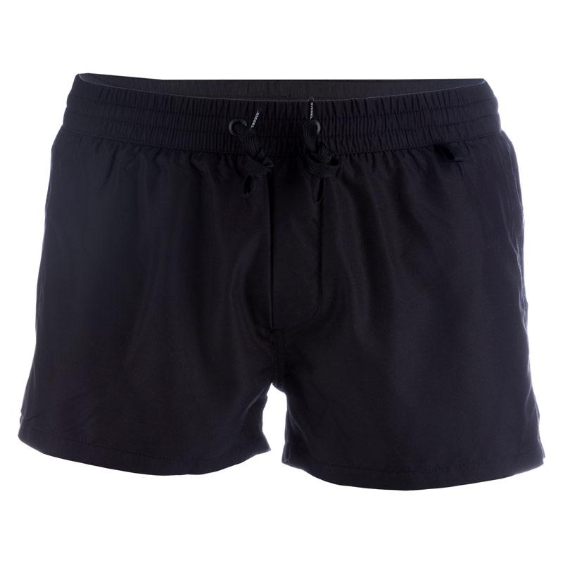 Kraťasy Diesel Mens Sandy-E Swim Shorts Black
