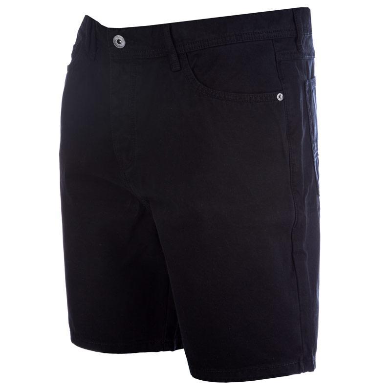 Kraťasy Bench Mens Speaker Shorts Black