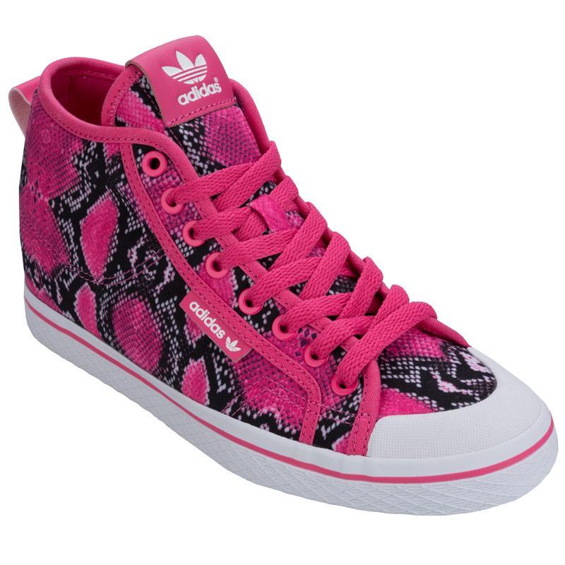 Boty Adidas Originals Womens Honey Up Trainers Pink, Velikost: UK6 (euro 39)