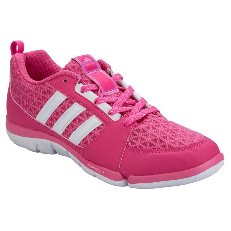 Boty Adidas Womens Mardea Trainers Pink, Velikost: UK5 (euro 38)