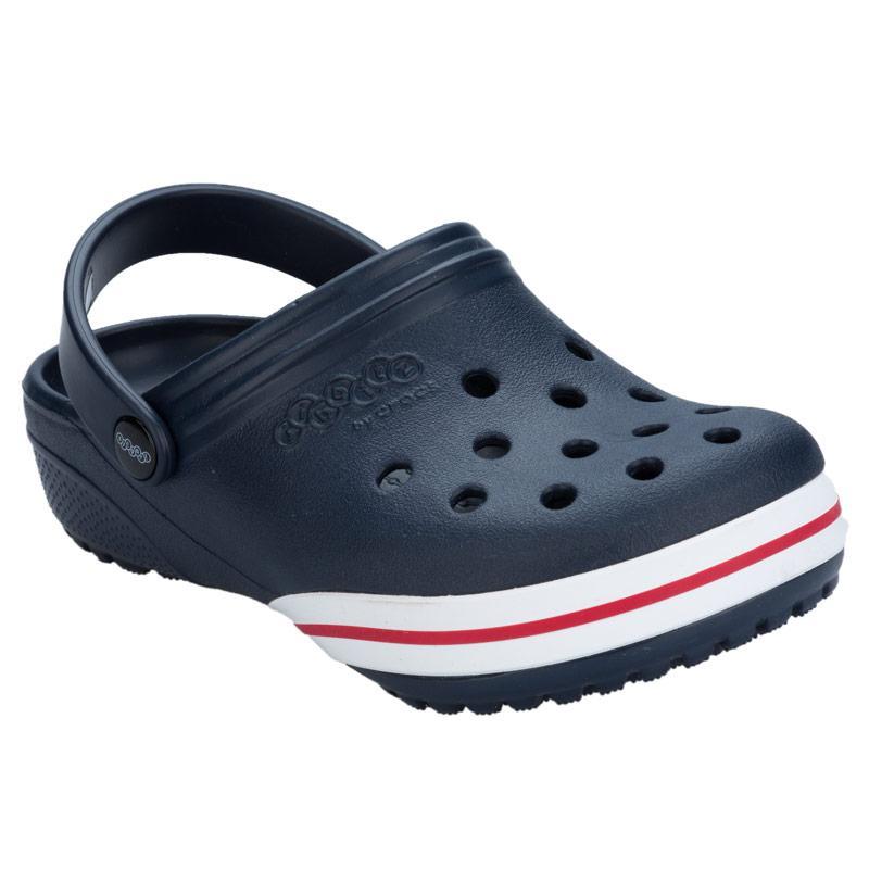 Boty Crocs Children Boys Kilby Clog Crocs Navy