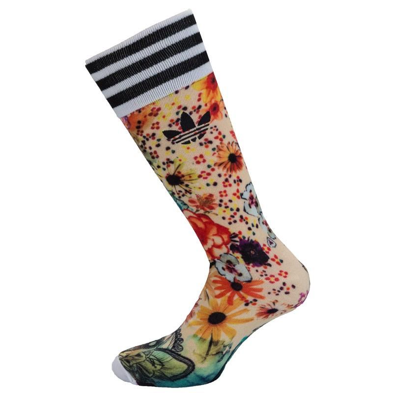 Ponožky Adidas Originals Womens Confete Socks Multi colour